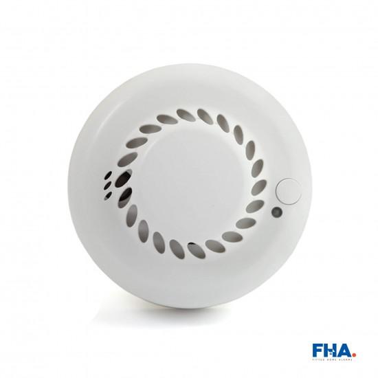 Risco Agility Wireless Smoke & Heat Detector - FHA8uj9