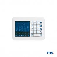 Visonic Powermaster KP-250 Keypad - FHAnl5u