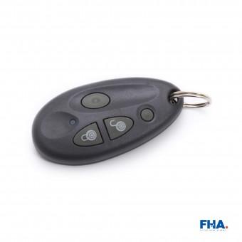 Risco Agility 4-Channel Wireless Keyfob - FHAdp4w