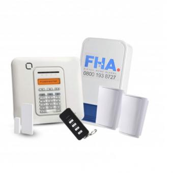 Visonic Powermaster 10 Wireless Security Alarm - FHA1kw8