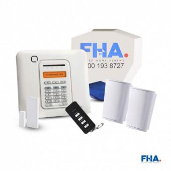 Visonic Powermaster 10 Wireless Home Burglar Alarm